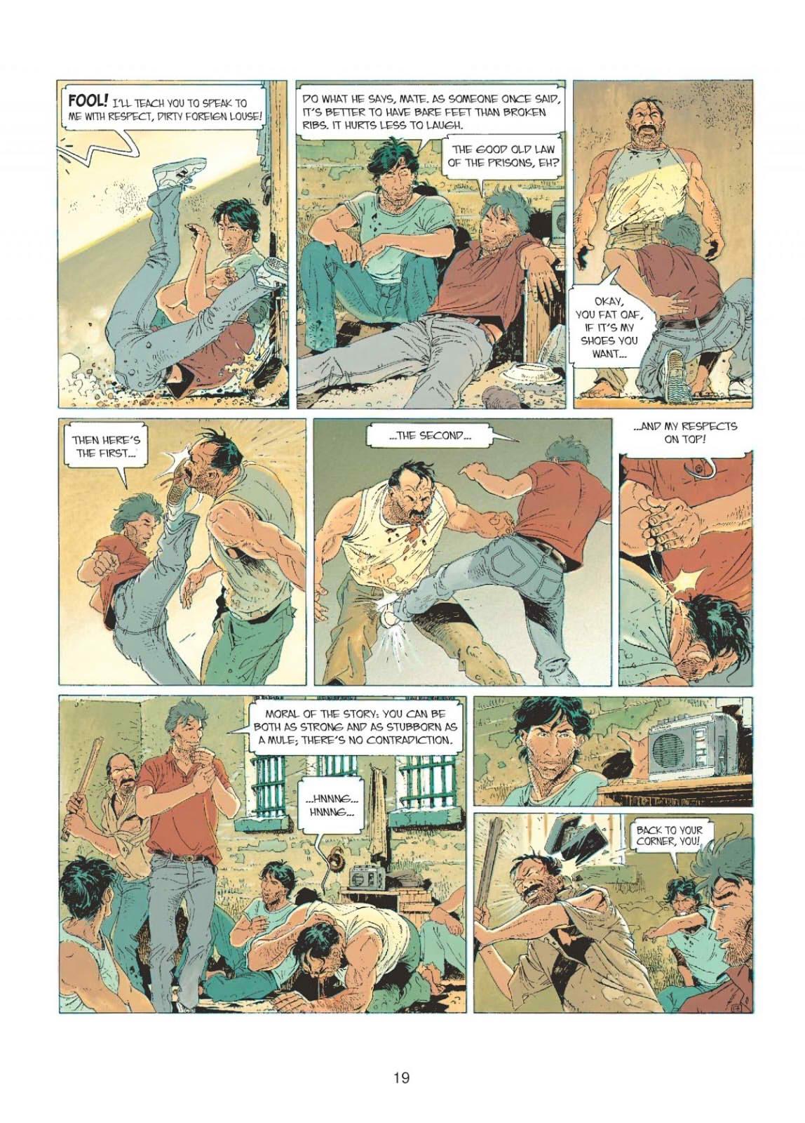 Comic ballbusting Castration Ballbusting