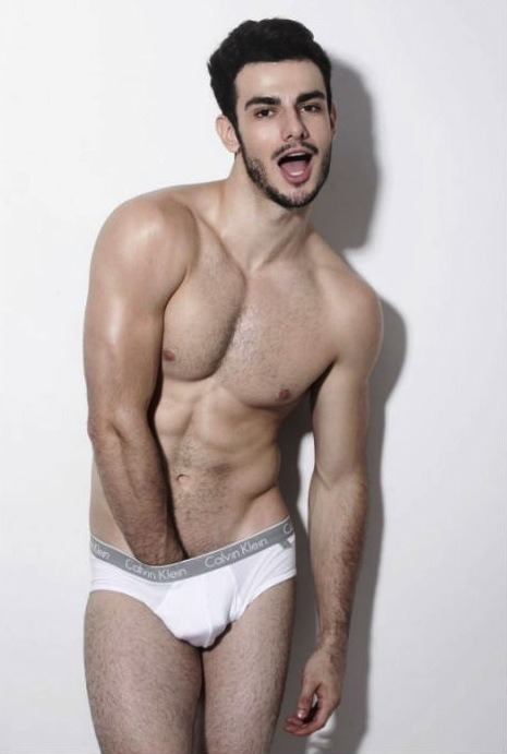 He's hot, a little bit hairy and totally gorgeous. Check out Rodolfo Rodriguez on the DNA blog now.http://www.dnamagazine.com.au/articles/news.asp?news_id=19079