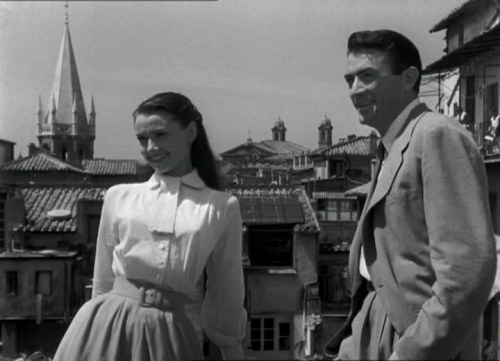 magic-of-cinema:  Roman Holiday 1953 / William Wyler