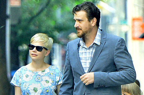 Michelle Williams and Jason Segel split.. will the world still turn?
