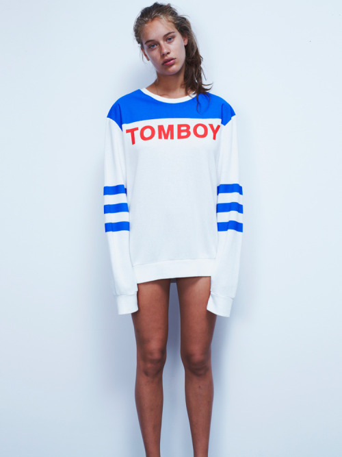 wgsn:  Perfect sports/fashion balance for SS13. Click to check Filles a Papa full collection