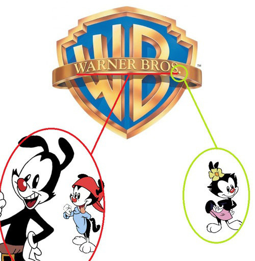 Warner Brothers, and their sister Dot.