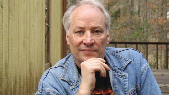 Visit with HAP AND LEONARD creator Joe R. Lansdale, his ownself