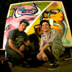 10 years chillin and still handling biz #art #design #graffiti #homies