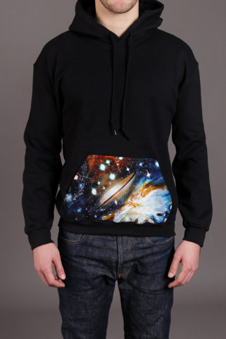 (via Space Hoodie - PBJ - Sweatshirts : JackThreads)