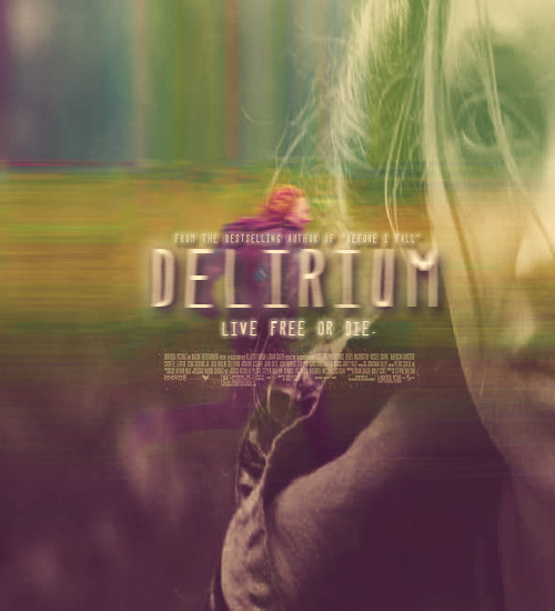 Delirium Dreamcast → Jackie Emerson as Lena Haloway (suggested by anonymous)