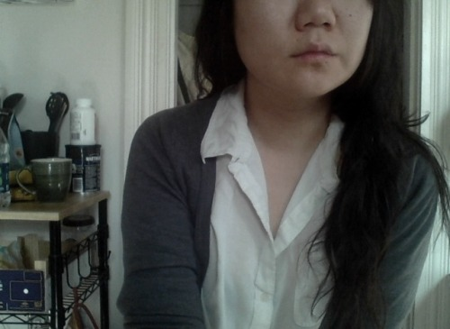 monday w/ rare collared shirt