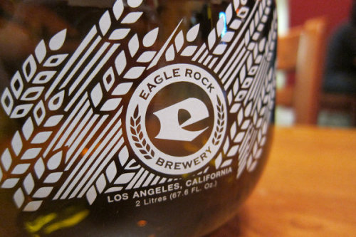 socalfood:  Craft Beer Growler Legalities Create Confusion Earlier this year, we shared with you the positive side of purchasing (and frequently filling) a growler from your local brewery. You get to drink fresh beer that may not be commercially available beyond the taproom doors (and at a reduced price, no less), while the breweries lean on the support of growler lovers to help them grow and thrive in their local craft beer environment. In short, growlers are great. Except when they're confusing, apparently. The normal process of purchasing and filling a growler is as such: pay for the glassware and the first fill (say, around $17), then bring the growler back to the same brewery you purchased it from at a later date for another fill, minus the cost of the jug itself. It's a simple, easy transaction that may lead to collecting a few different growlers from the various breweries you frequent, but it's nothing that a little bit of shelf space can't solve. Except, lately, an online rumble surrounding the legal abilities of breweries to fill blank growlers (or even growlers from a competing brewery) has begun to gain a voice. There are some that feel their two liter Stone Brewing growlers aren't getting the attention they deserve, and they'd love to be able to legally have them filled at their local brewery of choice, instead of waiting to make the haul back down to northern San Diego County. It's an interesting idea, and could hypothetically solve the issue of growler clutter for some hardcore craft beer fans (or do away with the first time cost of purchasing new glassware), but it's not exactly legal. Or is it? read more…  Today I wrote about 1,000 words on the proper labeling of craft beer growlers in California. Let's get specific, y'all!