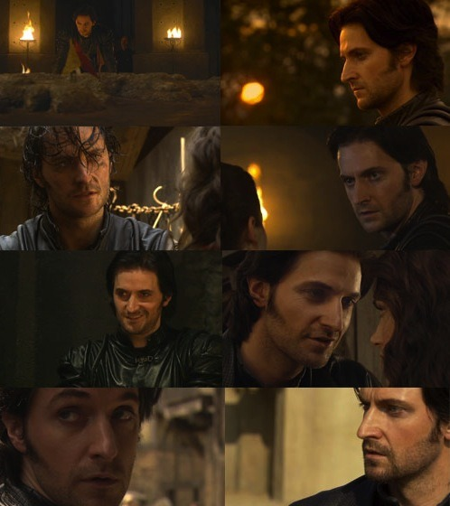 Robin Hood, Season 2 - Guy of Gisborne (1/2)