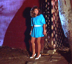 Diana Barrows in Friday the 13th Part VII: The New Blood, 1988