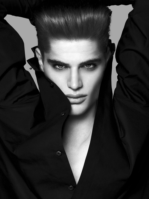 VANITAS Ph: Dimitris Theocharis Styling: Eric Down Featuring: Louis Lemaire @ Next