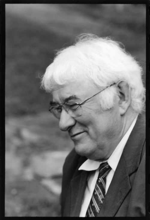Seamus Heaney elegy for robert lowell