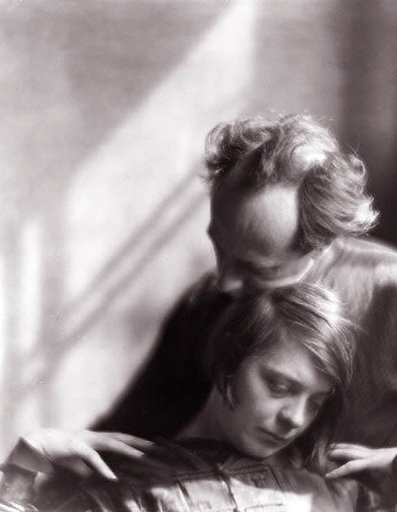 nickblu:  Edward and Margrethe 4, Imogen Cunningham, 1922.