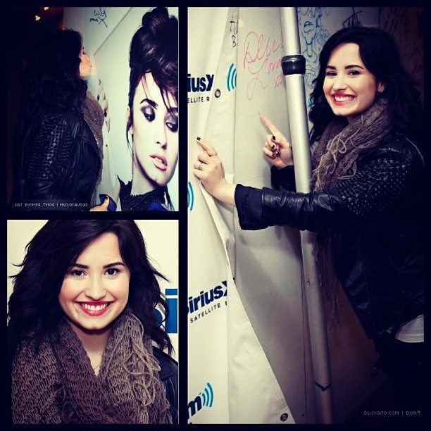 My Boo #demetria #demi #diva #staystrong #sexy #smile #lips #nails #rock #unbroken #iphonesia #igers #perfect #photoshoot #april #demilovato #fashion #girl #glam #girly #hairstyle #hottie #jacket #like #wall #cute #creative #boo #music #kiss