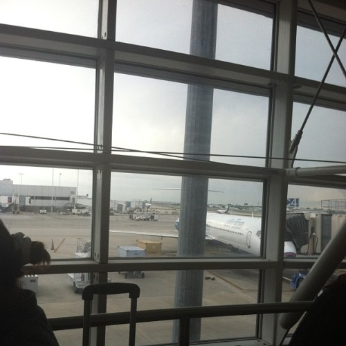 #leaving #florida  #shit (at United Club)