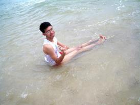me in the beach a month ago :D