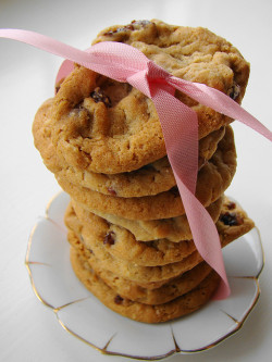 Oatmeal Raisin Cookie by Vegan Feast Catering on Flickr.