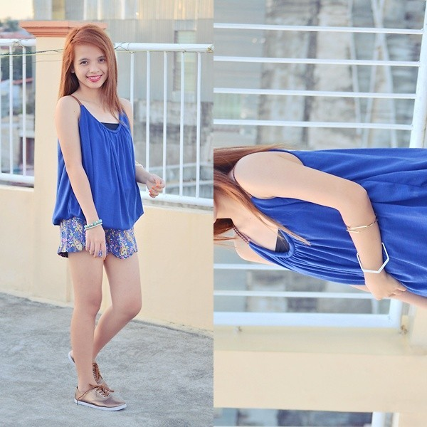 Blue (by Shaira Izella Tan Loque)