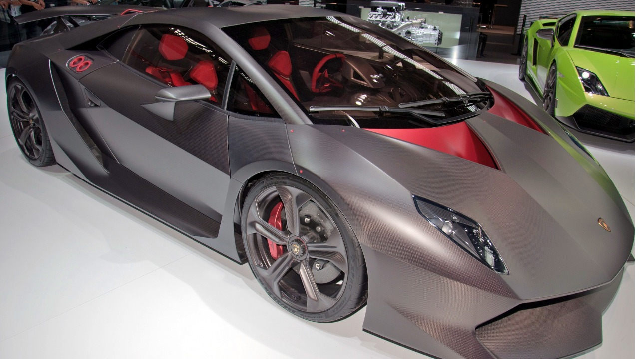 Lamborghini Sesto Elemento on hd wallpapers backgrounds