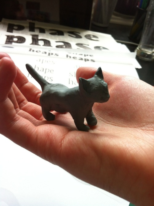 1000milesoflight:  But how can I use my eraser if he looks like a tiny kitty