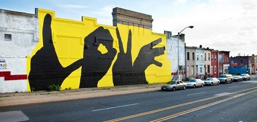 The Baltimore Love Project via Savage Habbit