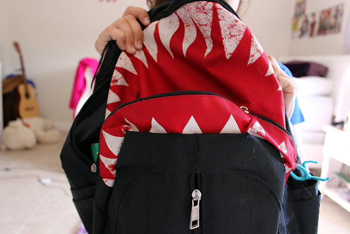 my backpack c: