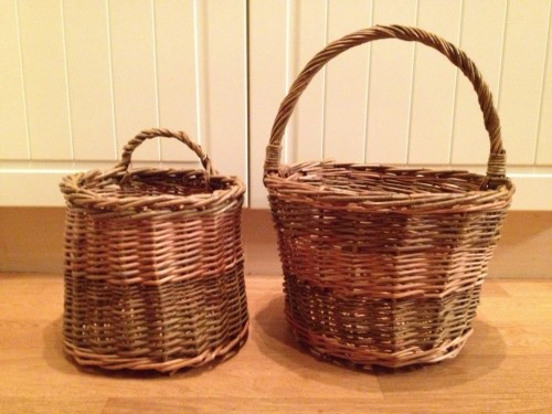Our first baskets!Time to catch up on a few posts I've been meaning to write for ages but never quite got round to it!View Post