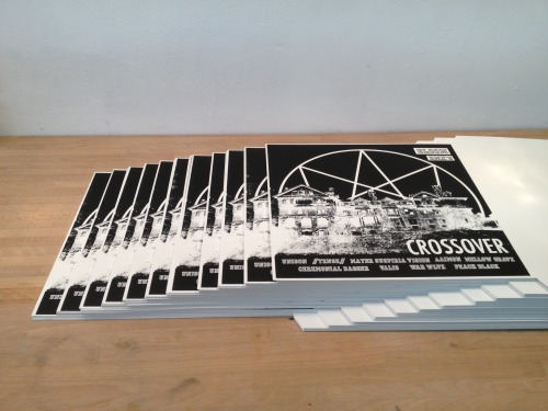 GLOOM RMX'S ALBVM COVER PRINTS