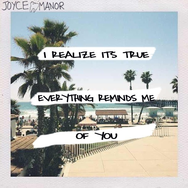 wearntthehopeless:  Joyce Manor ~ Beach Community