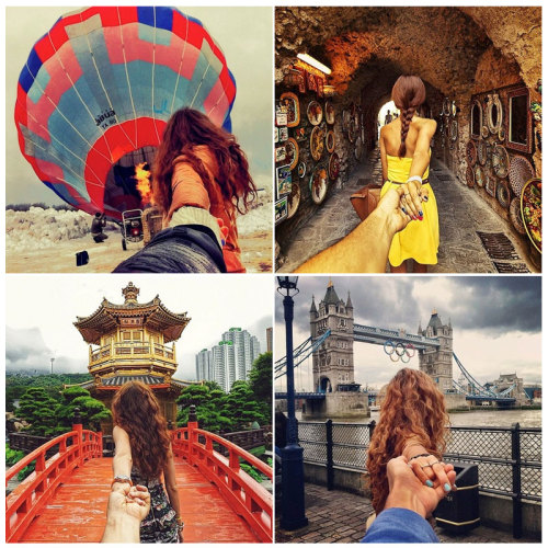(via Adorable alert: Photographer's Girlfriend leads him across the world | { wit delight })