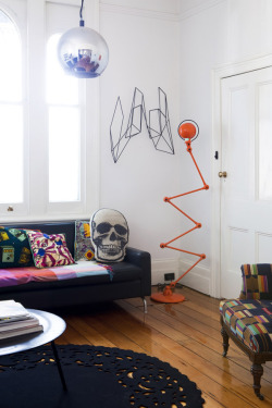 homeandinteriors:  The Surry Hills home of Nicola and Orlando Reindorf of The Standard Store