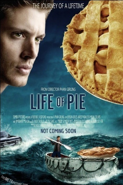 raditzfarmer:  This should be a real movie I would watch it but sadly the pie wouldn't last 10 minutes.