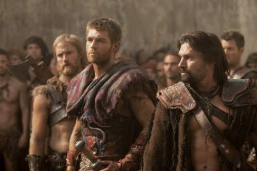 xfactory:  Coming up on Spartacus: War Of The Damned, our hero goes AWOL on a solo mission. More spoilers for Blood Brothers here.