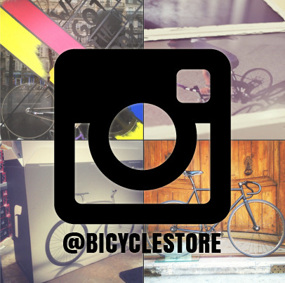 Follow us on Instagram @bicyclestore