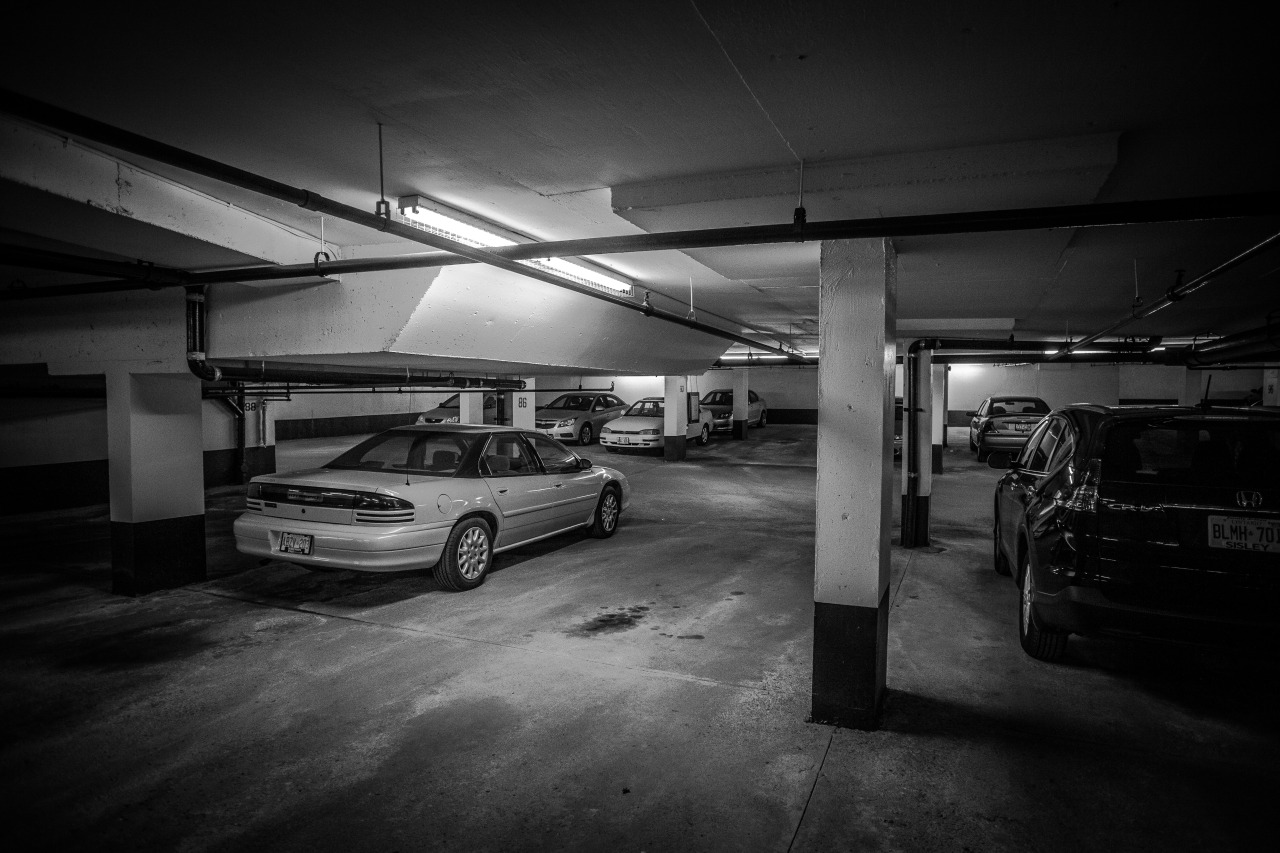 jtangphoto:  dark lot