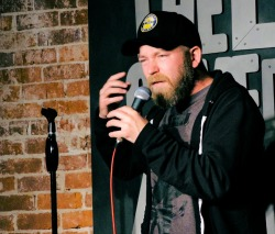 Kyle Kinane, April 11 at the Comedy Attic.