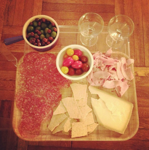 Meat and Cheese Platter #4 - Minimalist Editon