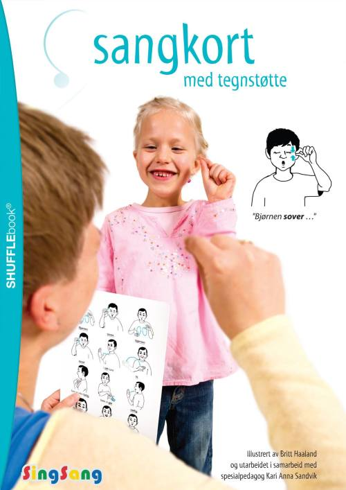 Nå har den gått i trykken … Sangkort med tegnstøtte! Gjett om vi gleder oss :) Følg SingSang på facebook