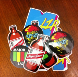 @MajorLazer stickers
