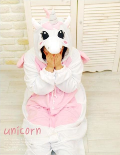 kawaiiwigs:  Magical unicorn kigu