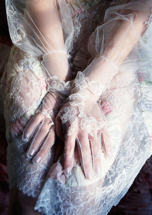 dyllnobrien:     Astrid Bergès-Frisbey photographed by Ellen von Unwerth for Vogue Italia, March 2012