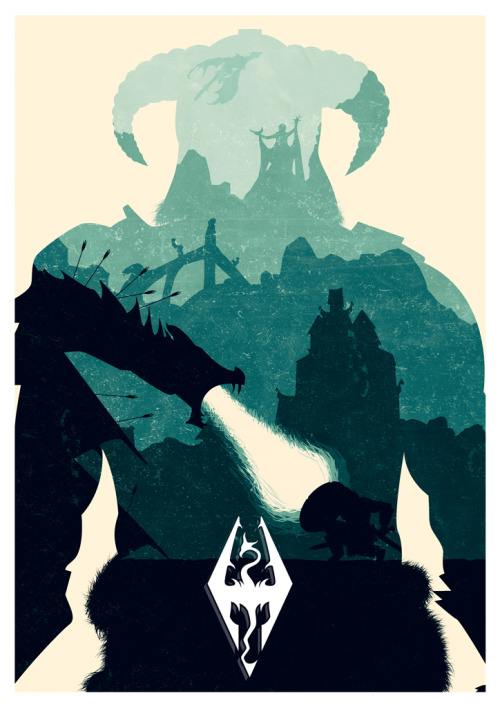 leeshackleton:  The Elder Scrolls V: Skyrim