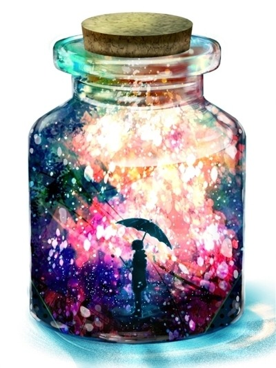 aquaticwonder:  In the Jar