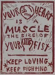 nostroviatowriting:  Ramshackle Glory - Your Heart Is A Muscle The Size of Your Fist