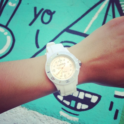 What up Perry Silicone? #streetart #watch #brooklyn