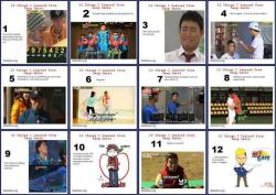 argyllargylls:  12 Things We Learn from Running Man's Kang Gary! You can do insanely great things when you have your friends with you. You don't have to betray or trick anyone to win. Don't take yourself too seriously. Life is a game… it is as fun as you make it. Whenever you can, try something you have never tried before… and surprise yourself. Be goofy. Amazing things can happen if you set your mind to it. Whenever you have the chance, make people laugh. Don't take your defeats and victories too seriously. It's OK to cause a bit of trouble sometimes… just make sure you apologize (cutely) and mean it. Believe in yourself. …and sometimes… you just gotta come in swaggin'