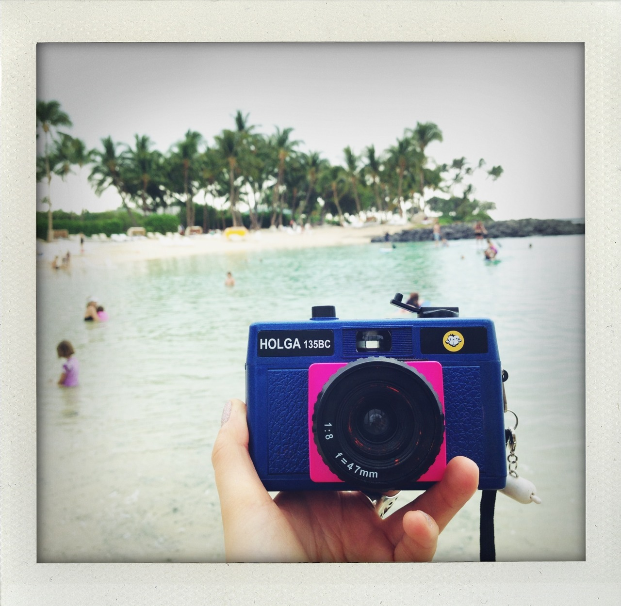 My Holga goes with me everywhere.