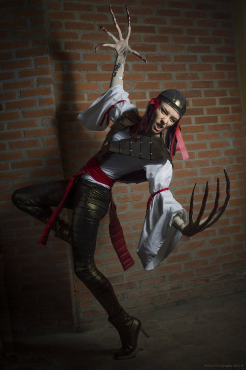 Lady Deathstrike - X-Men the animated series by ~rocha86 on Deviantart.