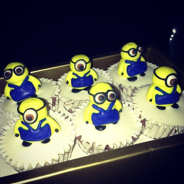 Poor minions will be eaten up later 😍😋 thank u @exylove