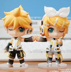 Append Rin and Len up for preprder tomorow! (jan 8th)